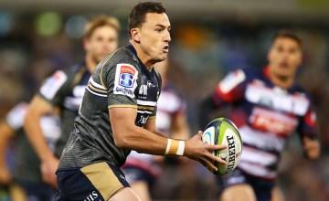 Brumbies Super Rugby fullback Tom Banks