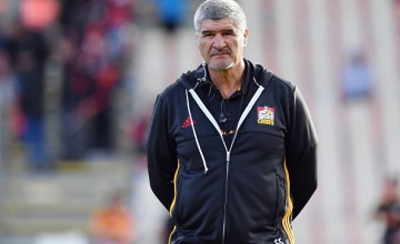 Chiefs Super Rugby Head Coach Colin Cooper