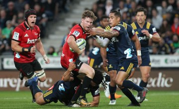 The Crusaders and Highlanders will start the Super rugby round this weekend