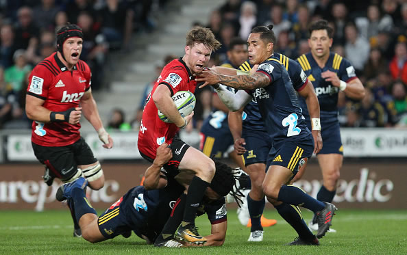 The Crusaders and Highlanders will play the French barbarians