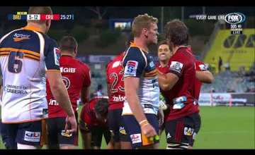 Super Rugby, Super 15 Rugby, Super Rugby Video, Video, Super Rugby Video Highlights ,Video Highlights, Brumbies, Crusaders, Super15, Super 15, SuperRugby