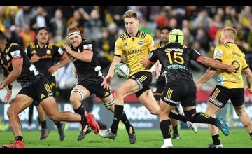 SuperRugby Video Highlights