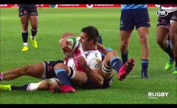 Super Rugby, Super 15 Rugby, Super Rugby Video, Video, Super Rugby Video Highlights ,Video Highlights, Waratahs, Lions, Super15, Super 15, SuperRugby
