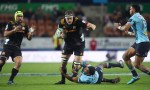 Brodie Retallick will co-captain the Chiefs in Super rugby this year