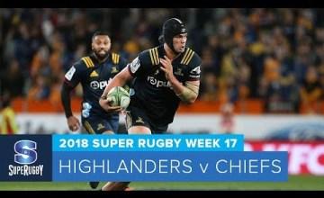 Super Rugby, Super 15 Rugby, Super Rugby Video, Video, Super Rugby Video Highlights ,Video Highlights, Highlanders , Chiefs , Super15, Super 15, SuperRugby