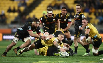 TJ Perenara of the Hurricanes will captain the side