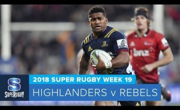 Super Rugby, Super 15 Rugby, Super Rugby Video, Video, Super Rugby Video Highlights ,Video Highlights, Highlanders, Rebels, Super15, Super 15, SuperRugby