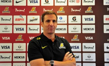 Gonzalo Quesada will take over as the new Jaguares Super rugby head coach.