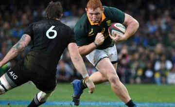 Steven Kitshoff starts in the Rugby championship against the All Blacks