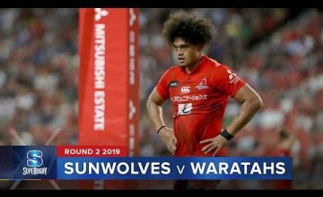 Super Rugby, Super 15 Rugby, Super Rugby Video, Video, Super Rugby Video Highlights ,Video Highlights, Sunwolves, Waratahs, Super15, Super 15, SuperRugby