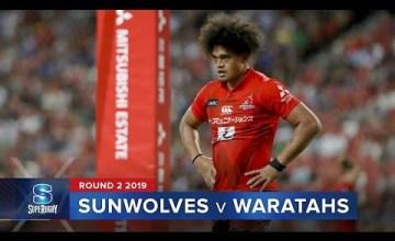 Super Rugby, Super 15 Rugby, Super Rugby Video, Video, Super Rugby Video Highlights ,Video Highlights, Sunwolves, Waratahs, Super15, Super 15, SuperRugby