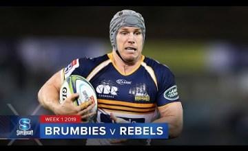 Super Rugby, Super 15 Rugby, Super Rugby Video, Video, Super Rugby Video Highlights ,Video Highlights, Brumbies, MelbourneRebels, Super15, Super 15, SuperRugby