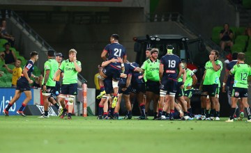 The Melbourne Rebels end their longstanding drought over New Zealand opposition with a victory against the Highlanders