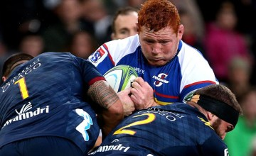 Steven Kitshoff has been named Stormers Super rugby captain this weekend