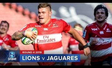 Super Rugby, Super 15 Rugby, Super Rugby Video, Video, Super Rugby Video Highlights ,Video Highlights, Lions , Jaguares , Super15, Super 15, SuperRugby