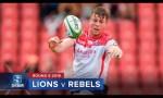 Super Rugby, Super 15 Rugby, Super Rugby Video, Video, Super Rugby Video Highlights ,Video Highlights, Lions , Rebels , Super15, Super 15, SuperRugby