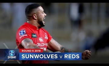 Super Rugby, Super 15 Rugby, Super Rugby Video, Video, Super Rugby Video Highlights ,Video Highlights, Sunwolves , Reds , Super15, Super 15, SuperRugby