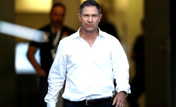 Blues Super rugby head coach Leon MacDonald