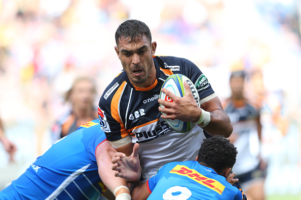 Rory Arnold made a try and scored one as the Brumbies beat the Stormers at Newlands, Cape Town