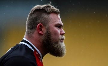Armand van der Merwe will miss three weeks of super rugby