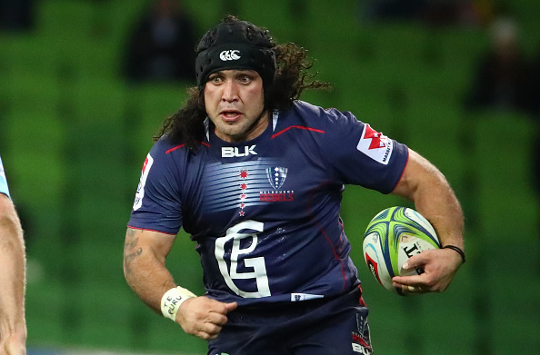 Anaru Rangi returns to the Rebels Super rugby starting side