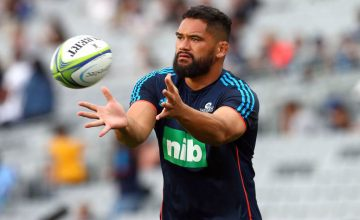 Leni Apisai gets his second Super rugby start this season