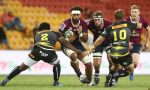 Lukhan Salakaia-Loto will celebrate his 50th cap for Queensland