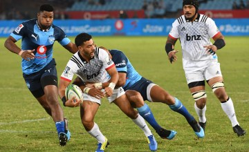 Richie Mo'unga starred as the Crusaders put the Bulls to the sword at Loftus Versfeld, Pretoria