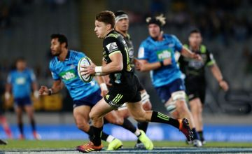 Beauden Barrett is one of the biggest names to have moved Super rugby squads