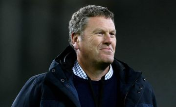 Highlanders assistant coach Glenn Delaney