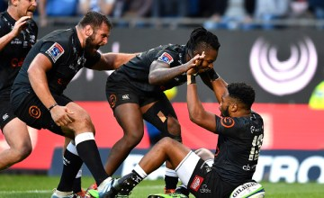 Lukhanyo Am broke Stormers hearts with a last-gasp try to send the Sharks to the Super Rugby finals at Newlands, Cape Town
