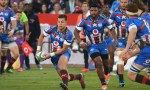 Handré Pollard starred for the Bulls as they thrashed the Lions at Loftus Versfeld, Pretoria
