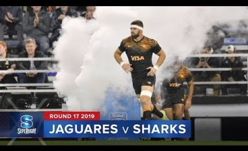 Super Rugby, Super 15 Rugby, Super Rugby Video, Video, Super Rugby Video Highlights, Video Highlights, Jaguares, Sharks, Super15, Super 15, SuperRugby, Super 14, Super 14 Rugby, Super14,