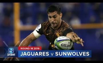 Super Rugby, Super 15 Rugby, Super Rugby Video, Video, Super Rugby Video Highlights, Video Highlights, Jaguares, Sunwolves, Super15, Super 15, SuperRugby, Super 14, Super 14 Rugby, Super14,
