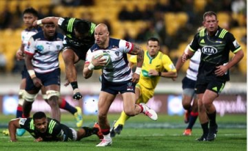 Billy Meakes plays his 50th Super Rugby club game on Saturday,