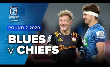 Blues v Chiefs Rd.7 2020 Super rugby Aotearoa video highlights | Super Rugby Aotearoa Video Highlights