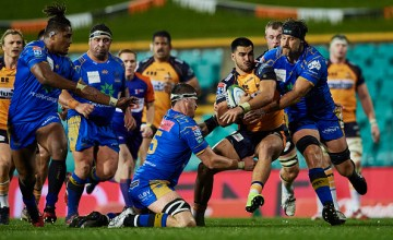 Tom Wright stars for the Brumbies as they defeat Western Force 0-24 at Leichhardt Oval, Sydney
