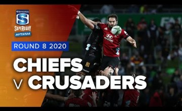 Chiefs v Crusaders Rd.8 2020 Super rugby Aotearoa video highlights | Super Rugby Aotearoa Video Highlights