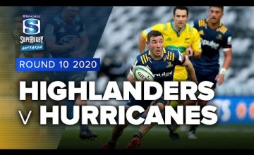 Highlanders v Hurricanes Rd.10 2020 Super rugby Aotearoa video highlights | Super Rugby Aotearoa Video Highlights