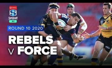 Rebels v Force Rd.10 2020 Super rugby AU video highlights | Super Rugby AU Video Highlights