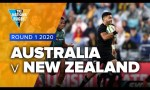 Australia v New Zealand Rd.1 2020 TriNations video highlights | Rugby Championship Video Highlights