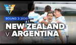 Argentina v New Zealand Rd.3 2020 Tri-nations Rugby Championship video highlights | Rugby Championship Video Highlights
