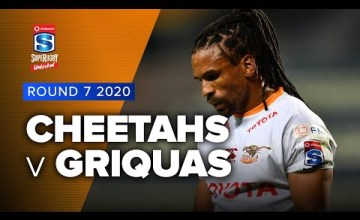 Cheetahs v Griquas Rd.7 2020 Super rugby unlocked video highlights