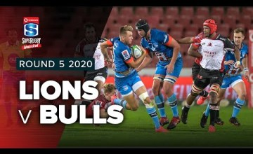 Lions v Bulls Rd.5 2020 Super rugby unlocked video highlights | Super Rugby unlocked Video Highlights