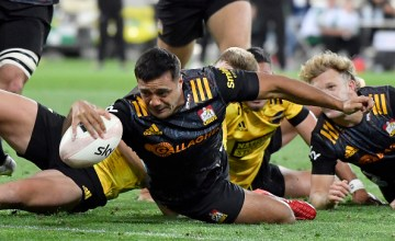 Super Rugby Aotearoa Rd 4 - Hurricanes v Chiefs