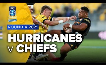 Hurricanes v Chiefs Rd.4 2021 Super rugby Aotearoa video highlights