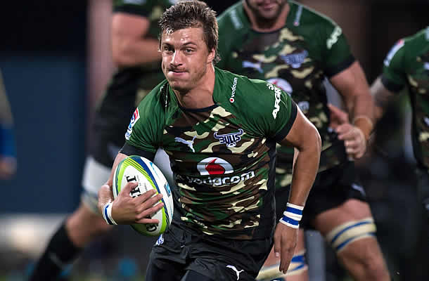 Handre Pollard has been ruled out of Super Rugby this season