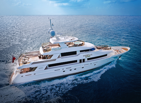 Fleet Amitie Joins Galati Yacht
