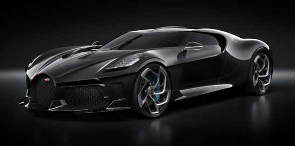 One Off Bugatti La Voiture Is Worlds Most