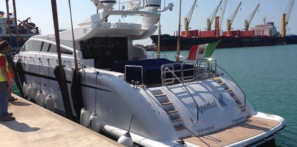Italyachts Launches New Azul 31m Motor Yacht
